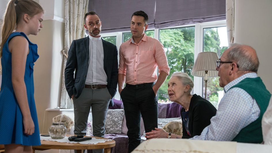 Coronation Street 26/07 - Is Life About To Change For Billy And Todd