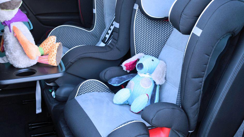 Eltern aufgepasst: DIESE zwei Kindersitze sind ein Sicherheitsrisiko!