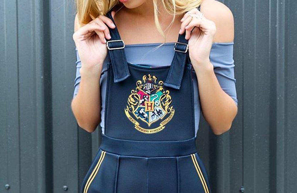 On craque pour cette collection magique de vêtements Harry Potter (Photos)