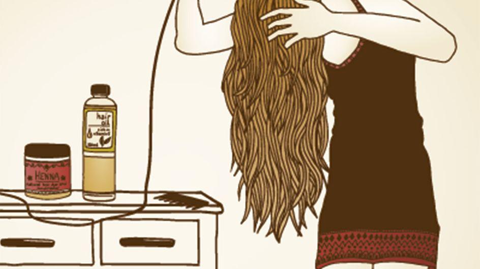 Dicas para fazer escova no cabelo em casa