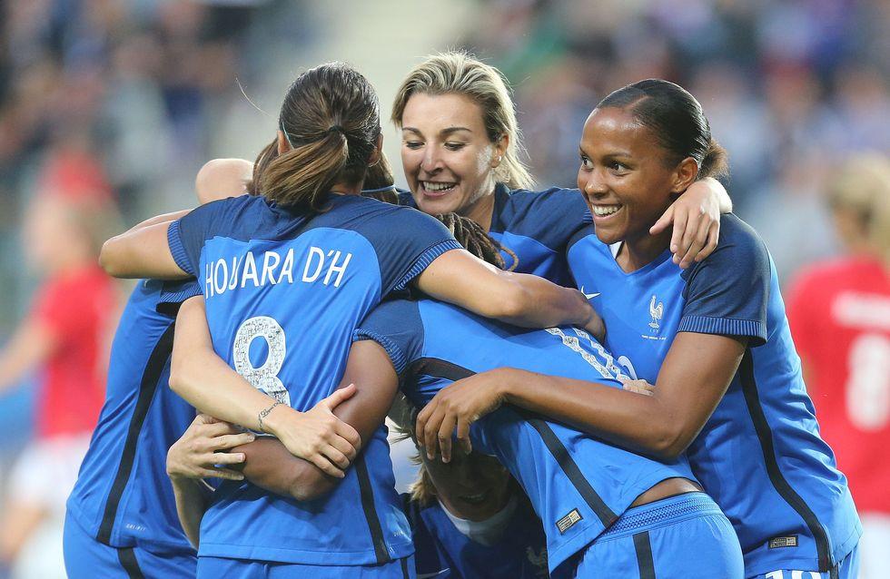 5 raisons de suivre l'Euro féminin 2017 !