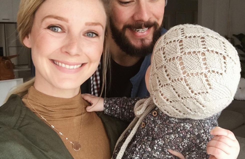 Esta mamá explica la realidad que hay detrás de una foto de familia perfecta
