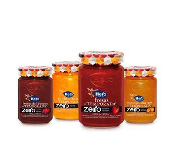 ¡Comienza tus mañana de la forma más saludable con las mermeladas Zero de Hero!
