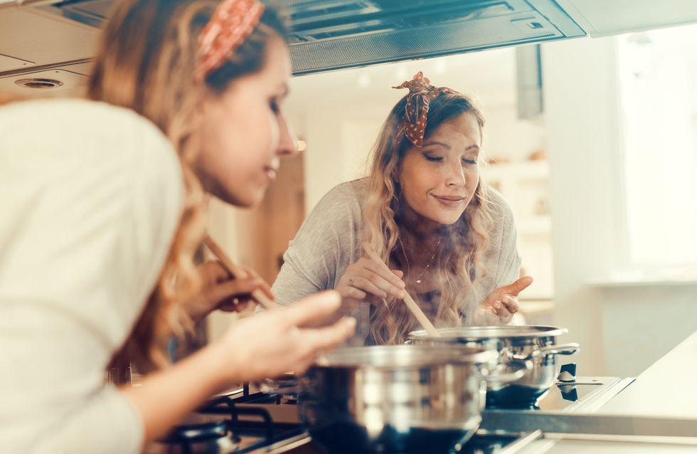 ¿Oler la comida engorda? Un estudio demuestra que sí