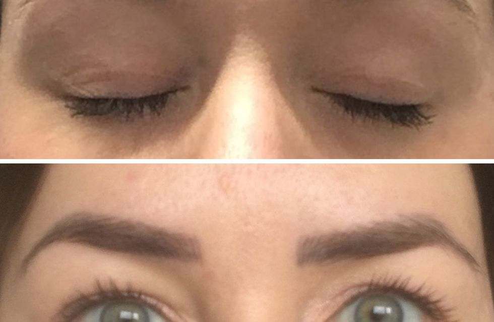 I Had My Brows Microbladed At Browhaus And This Is What Happened