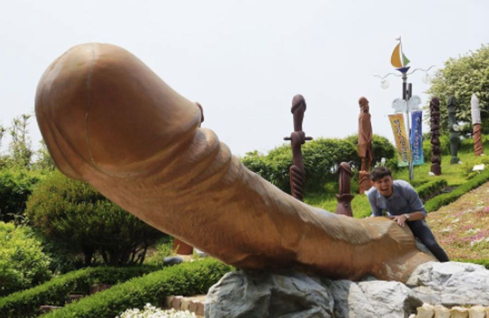 Wood You Dare Visit This Penis Theme Park?