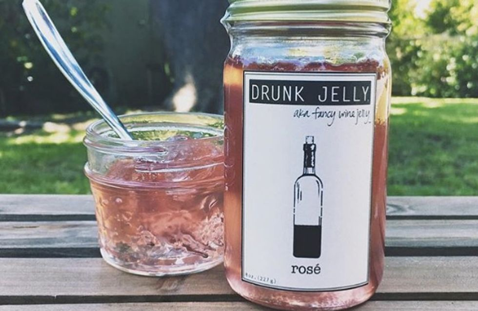 Rosé Wine Jam Is Here To Spice Up Your Morning Toast