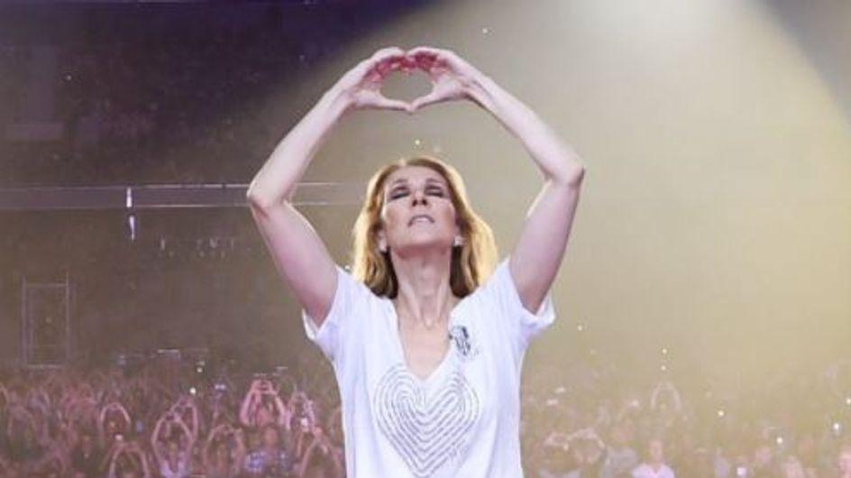 Céline Dion rend un poignant hommage aux victimes de l'attentat de Nice