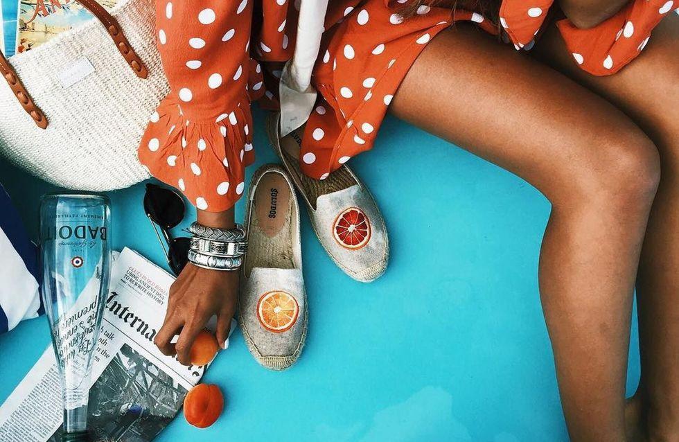 Espadrilles nos pés e seu verão estará completo