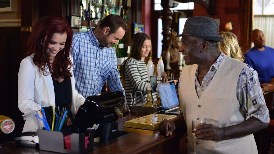 Eastenders 31/07 - Mick Offers Whitney Her Job Back