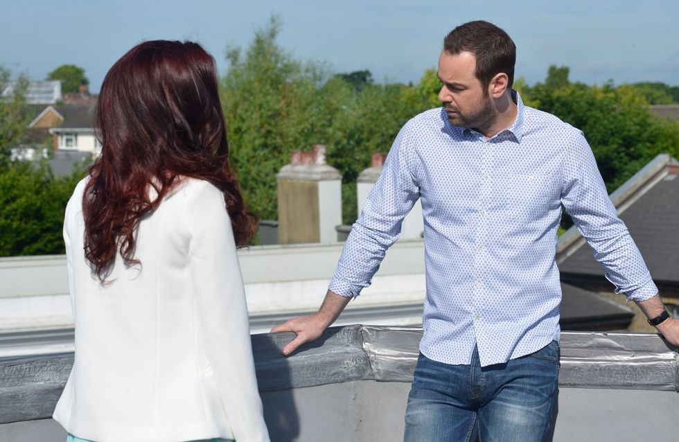 Eastenders 04/08 - Whitney Has A Heart-To-Heart With Mick