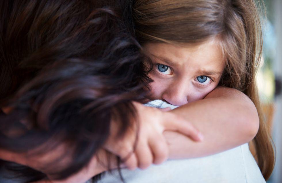 Face à la crise d'un enfant autiste, cette femme a eu une réaction magnifique ! (Photo)