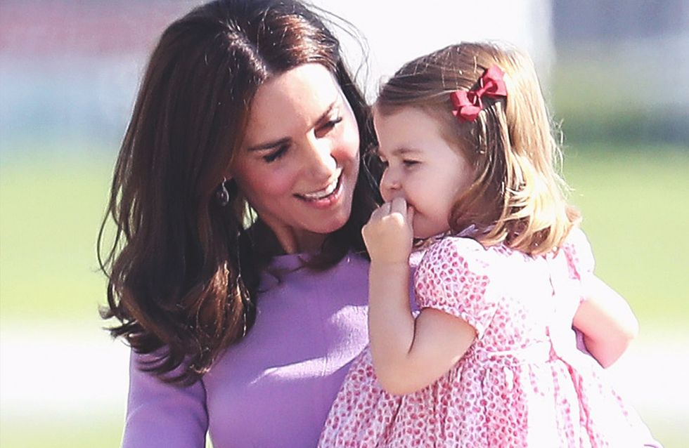 La princesse Charlotte porte TOUJOURS une barrette... voici la raison !