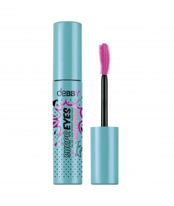 debby Mascara SURPREYES WATERPROOF - 5,90 euro