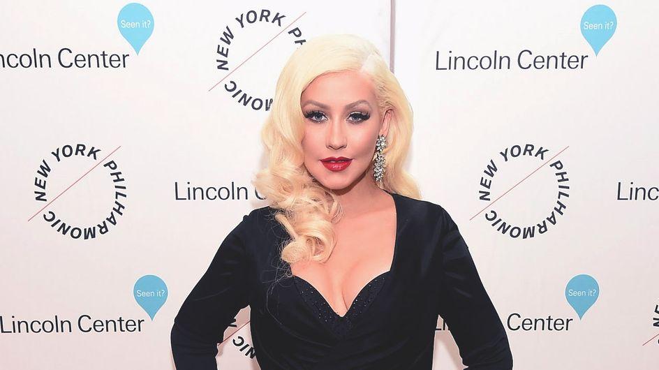 Le fils de Christina Aguilera déchire tout en répétitions avec sa maman (Vidéo)