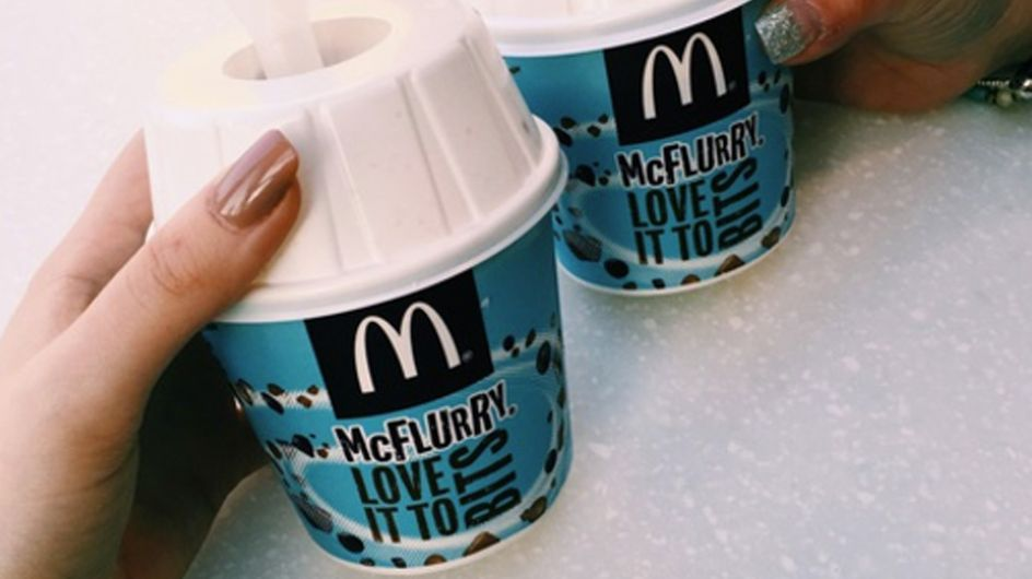 Is This Photo Of A Filthy McFlurry Machine Enough To Make You Never Eat One Again?