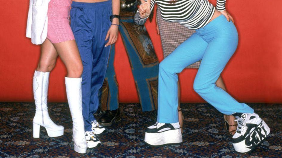 15 zapatos que se llevaban en los 90 y que hoy te podrías poner perfectamente