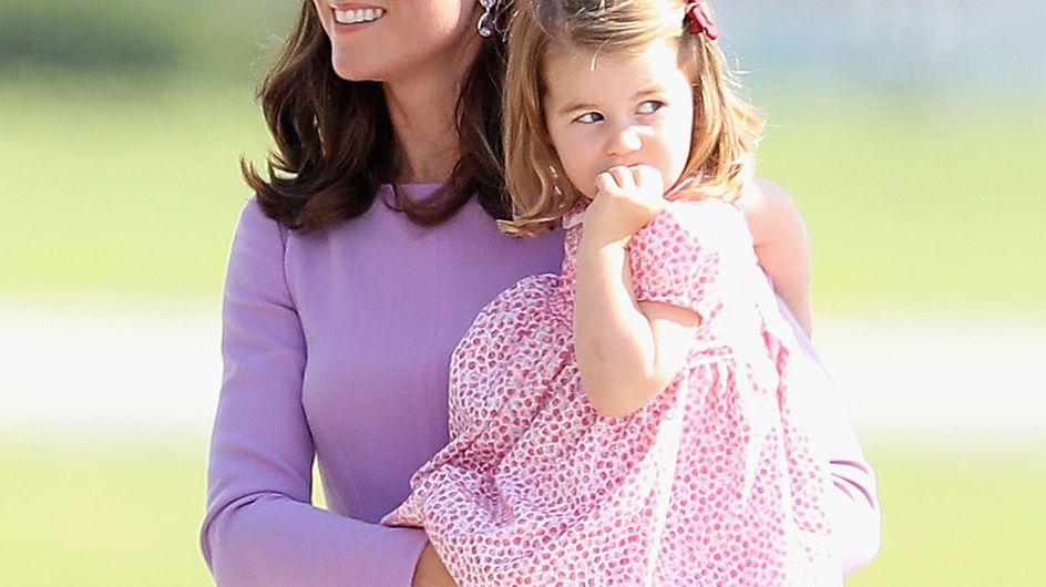 Kate Middleton et la princesse Charlotte, un duo mère-fille toujours stylé et assorti (Photos)