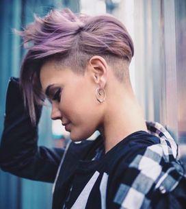 Frisuren-Test: Stehen mir kurze Haare?
