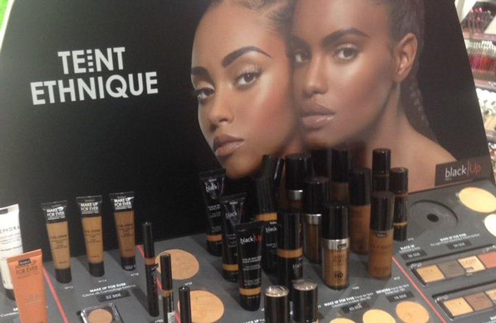 """Sephora fait polémique après la sortie d'un fond de teint """"ethnique"""""""
