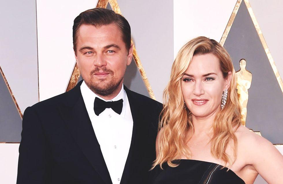 Kate et Leo se sont retrouvés et on a eu un flashback Titanic (Photo)