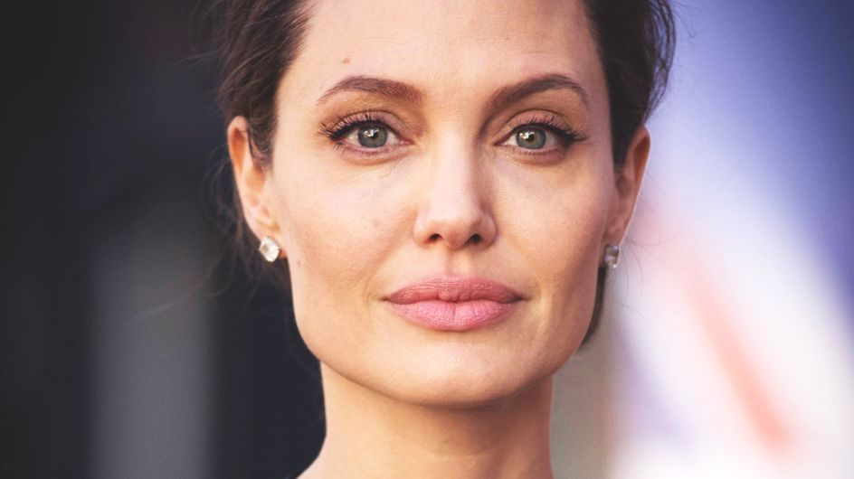 Cover girl pour Vanity Fair, Angelina Jolie livre un douloureux secret (photos)