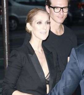Céline Dion, Kim Kardashian, Charlize Theron... las reinas de los looks con suje