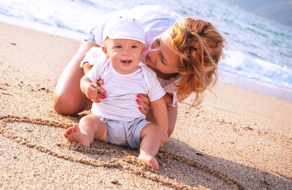 Urlaub mit Baby: Diese praktischen Teile sollten alle Eltern kennen!