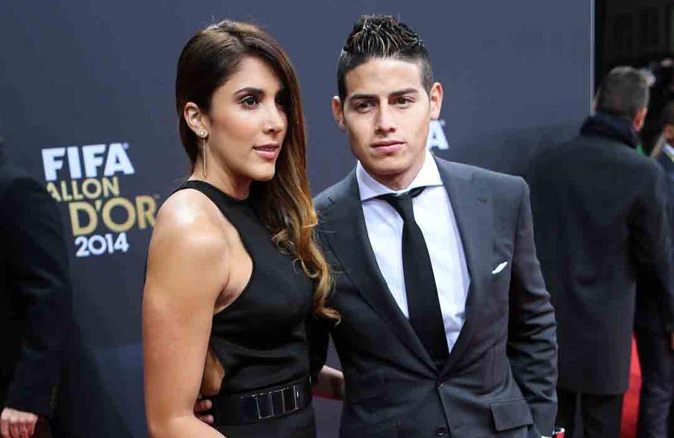 James Rodríguez se separa de su mujer después de seis años de matrimonio