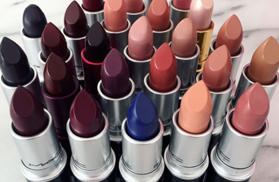 MAC Is Giving Away FREE Lipsticks This Weekend