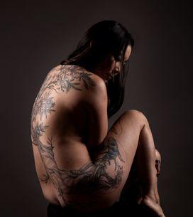Transformer la douleur en une chose plus belle : Yuko, tatouée, raconte son hi