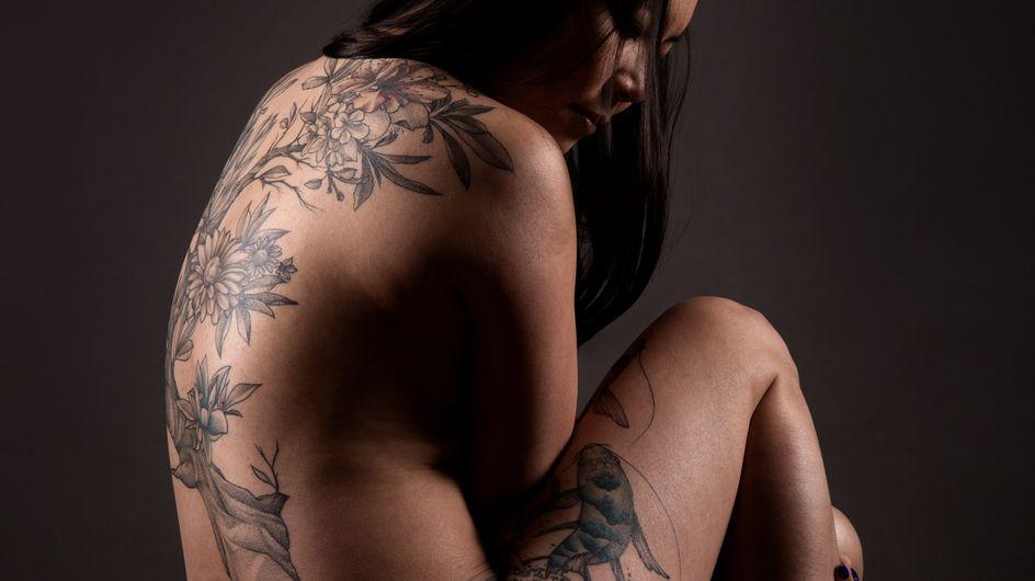 """""""Transformer la douleur en une chose plus belle"""" : Yuko, tatouée, raconte son histoire"""