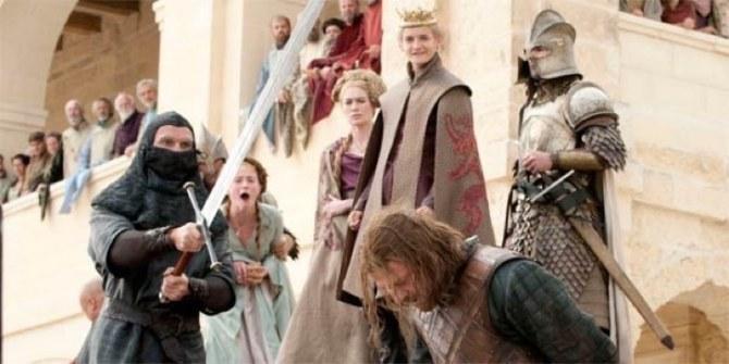 La decapitación de Ned Stark