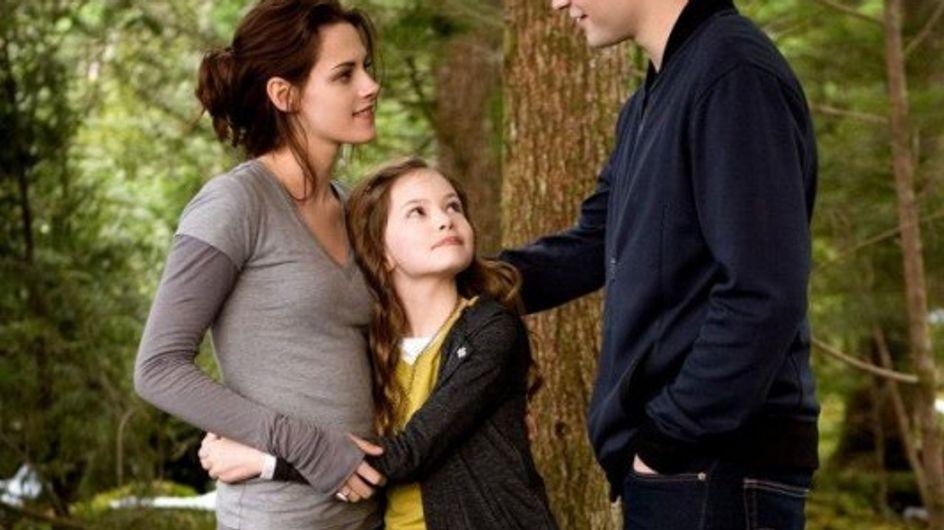 ¿Te acuerdas de Renesmee, la hija de Bella y Edward en Crepúsculo? ¡Así es en la actualidad!