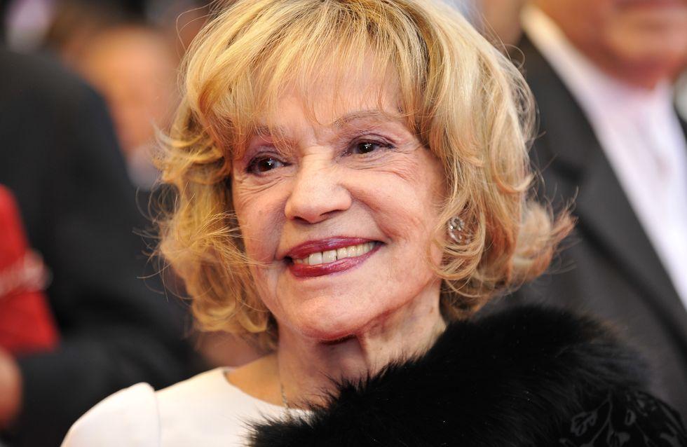 L'actrice Jeanne Moreau nous a quittés
