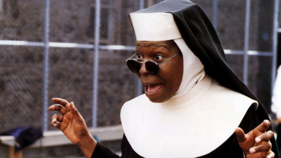 """¿Habrá """"Sister Act 3""""? Whoopi Goldberg estaría encantada de volver a vestir los hábitos"""
