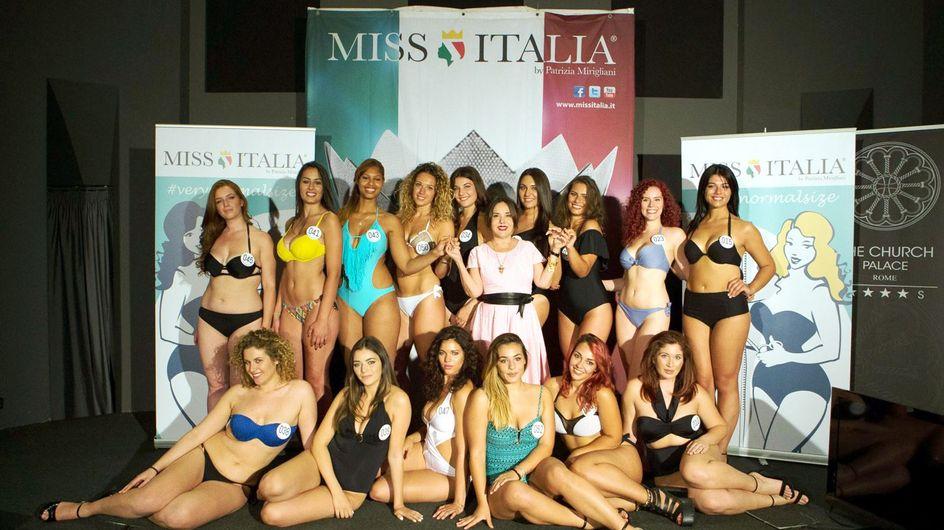 Miss Italia Curvy: al via la votazione delle ultime 3 finaliste