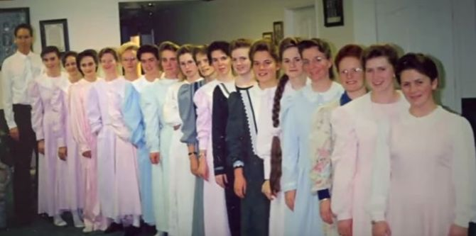 Des enfants de mormons souffrent d'une rare pathologie due à la polygamie