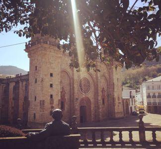 Catedral de Mondoñedo, en la Mariña Lucense