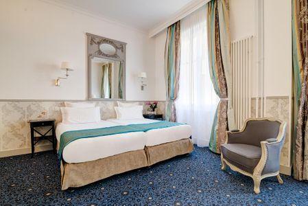 Wunderschönes Doppelzimmer im Hotel