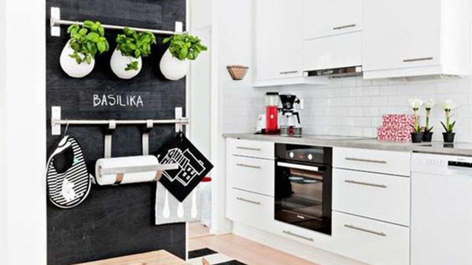 Mehr Ordnung in der Küche: Diese 9 genialen Helfer beseitigen das Chaos