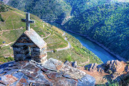 Ribeira Sacra, Cañón do río Sil, Ourense
