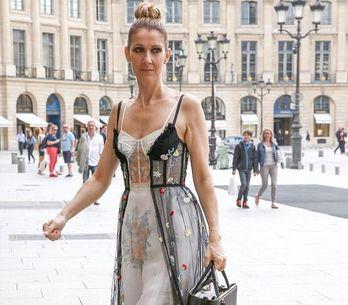 Au bras de Pepe Munoz, Céline Dion s'affiche en lingerie sexy (Photos)