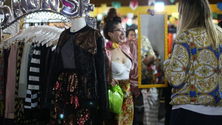 Moda sustentável: feira em São Paulo reúne 80 brechós