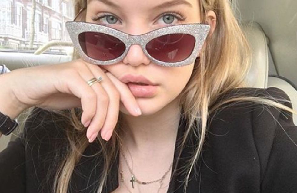 Meet The Plus-sized Gigi Hadid