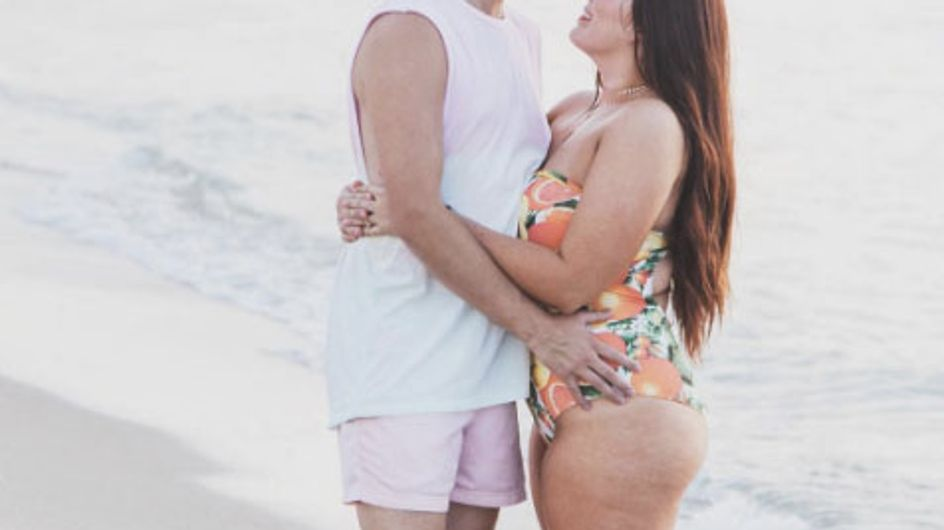 This Husband's Note To His Wife And Her 'Curvy Body' Is What Romance Is Made Of
