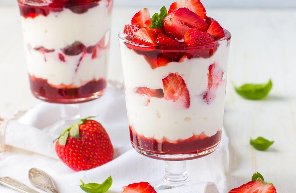 Einfach himmlisch: Leichte Rezepte mit Joghurt und Quark