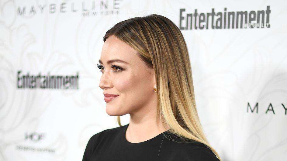 Victime de body shaming, Hilary Duff répond sur Instagram !
