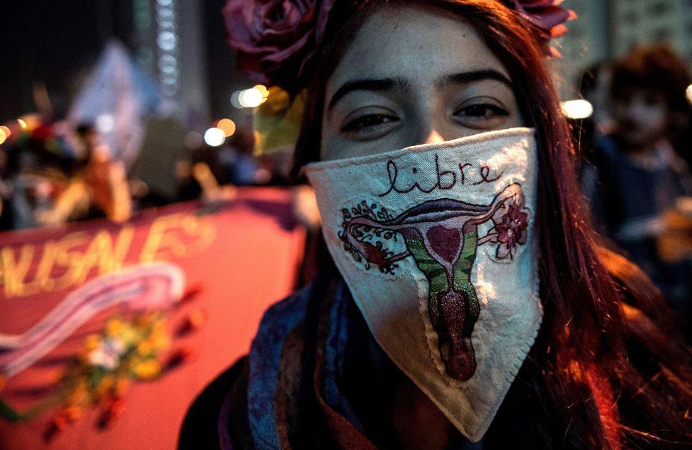 Une grande avancée pour le droit des femmes au Chili !