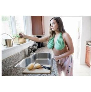 Ta-Ta-Towel in cucina